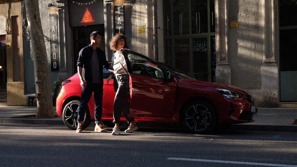 Der Opel Corsa