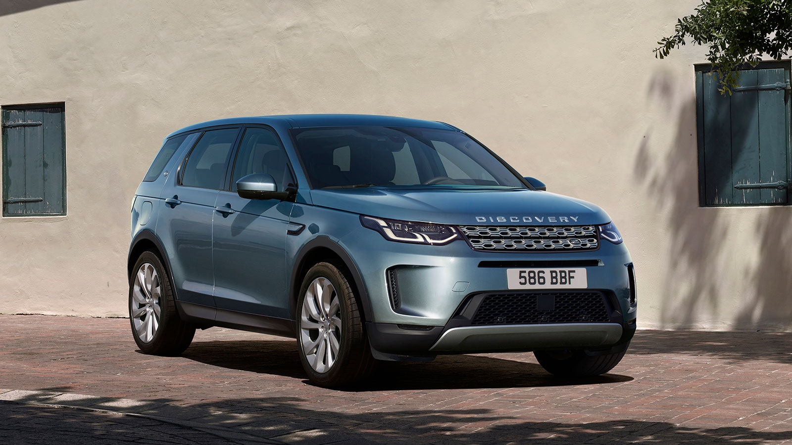 Land Rover Discovery Sport Plug-In-Hybrid